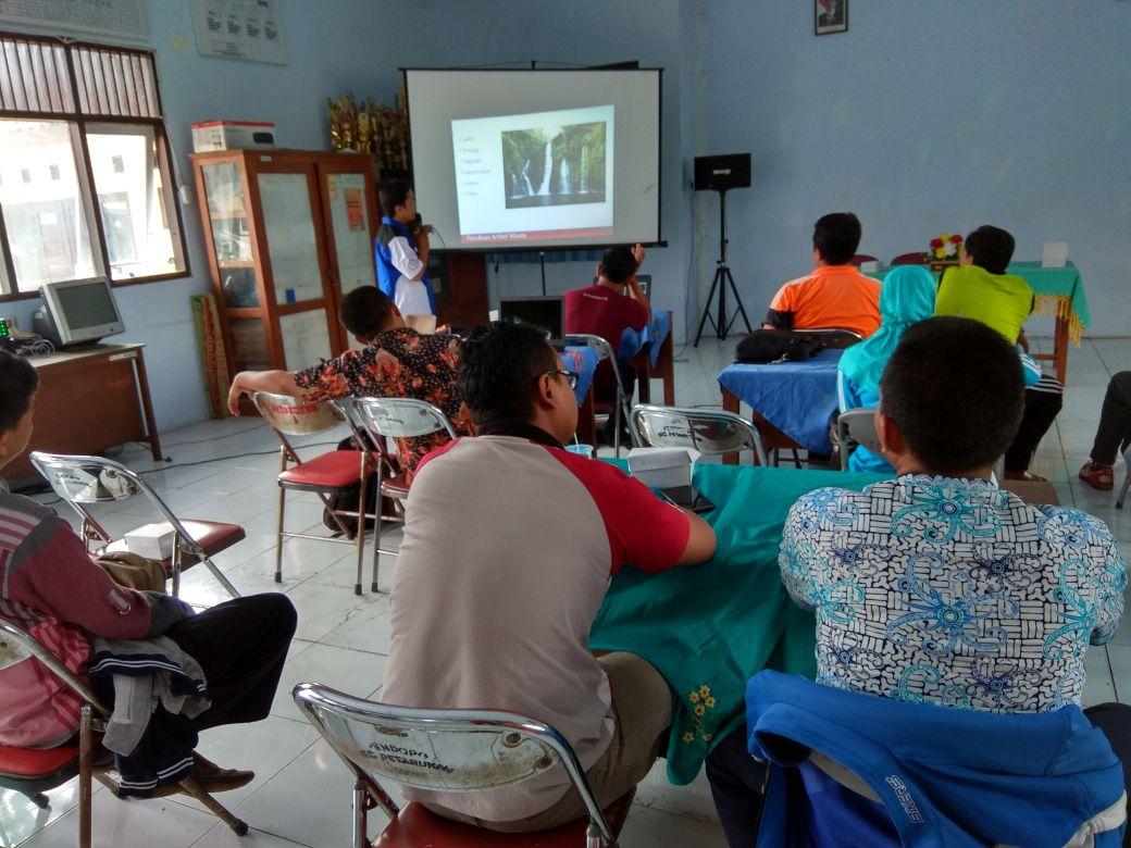 Pelatihan Peningkatan Kapasitas Admin Desa